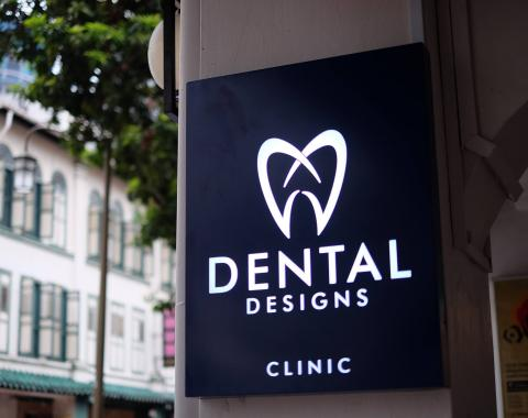 DENTAL DESIGNS CLINIC PTE. LTD. Dental Clinics